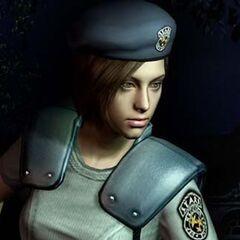 Джилл Валентайн в Resident Evil: Remake