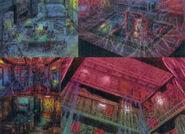 Resident Evil Zero concept art 3