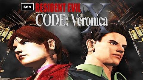 Resident Evil Code Veronica X HD Remaster Walkthrough Longplay Gameplay No Commentary
