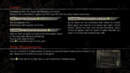 Resident Evil HD Remaster manual - Xbox 360 english, page7