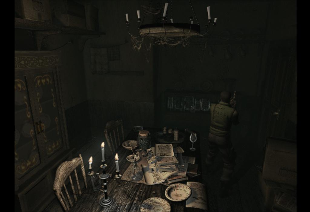 Small Dining Room Resident Evil - Best Dining Room