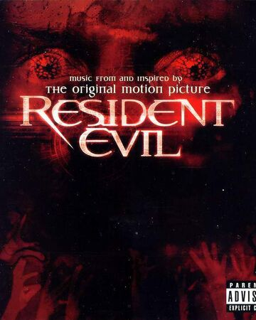 Resident Evil Original Motion Picture Soundtrack Resident Evil