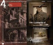 Resident Evil 4 GameCube manual 14