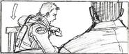 Resident Evil 6 storyboard - Fallen Hero 29