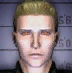 Resident Evil CODE Veronica Battle Game - Albert Wesker mugshot 1