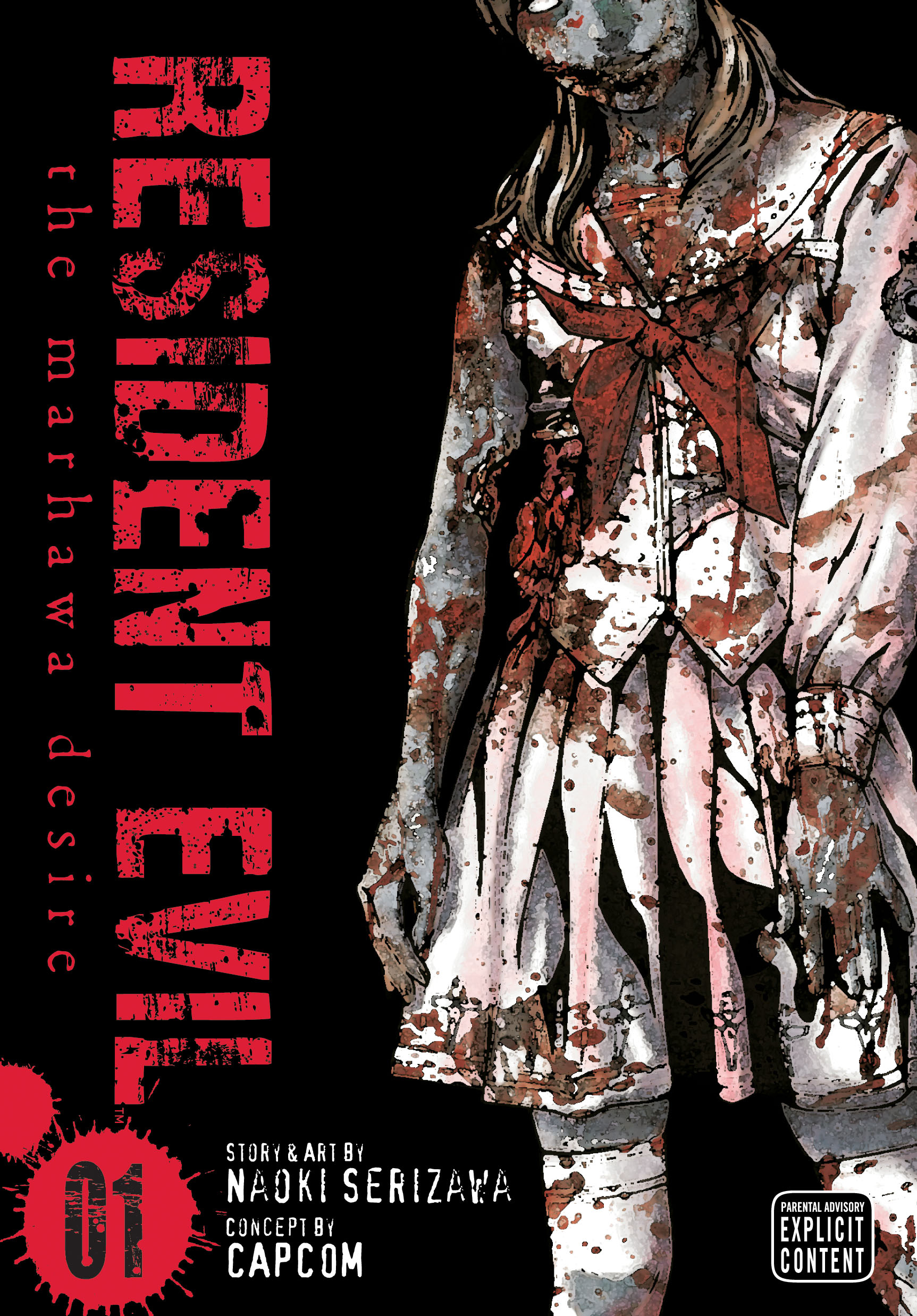 Resident Evil Biohazard Marhawa desire chapter 4 trang 1