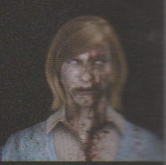 Degeneration Zombie face model 13