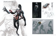 Resident Evil 6 Artworks - Creature Design (26)