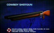 Cowboy Shotgun Elite DLC Trailer Desc
