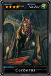 Deadman's Cross - Cerberus card