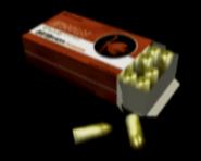 Munición pistola Dead Aim