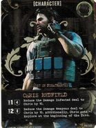 DBG card - Chris Redfield - PR-001
