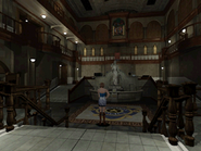 RE3 RPD Main Hall 4
