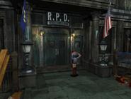 RE3 RPD front entrance 3