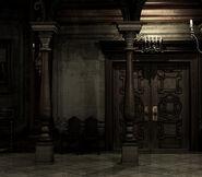 REmake background - Entrance hall - r106 00129
