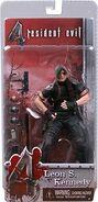 Resident Evil 4 Series 1 figurine - Leon S. Kennedy