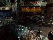 Restaurante en Raccoon City