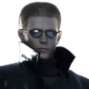 Albert Wesker Portrait Umbrella Chronicles