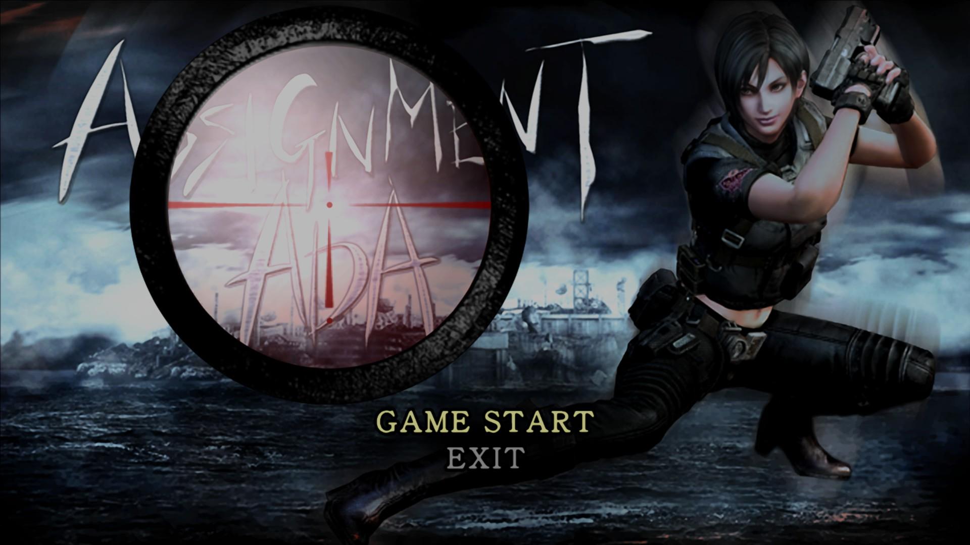 Assignment Ada Resident Evil Wiki Fandom
