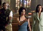 Jill, Terri & Peyton