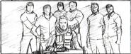 Resident Evil 6 storyboard - Fallen Hero 34