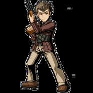 BIOHAZARD Clan Master - Alexander Sasha Kozachenko 01