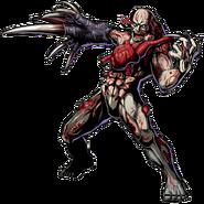 BIOHAZARD Clan Master - BOW art - Proto-Tyrant