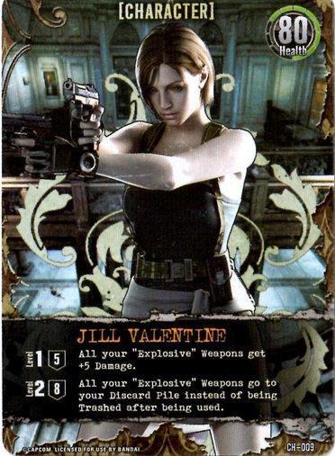 jill valentine ch009 resident evil wiki fandom