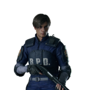 Leon Policía clásico