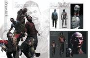 Resident Evil 6 Artworks - Creature Design (2)