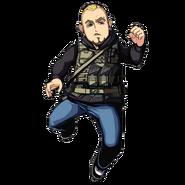 BIOHAZARD Clan Master - JD