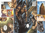 Biohazard 0 VOL.5 - pages 16 and 17