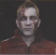 Degeneration Zombie face model 64