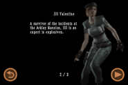 Mobile Edition file - Jill Valentine - page 2