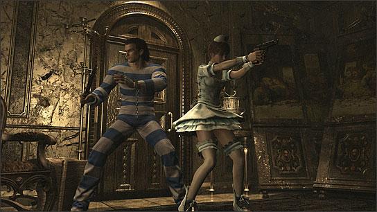 Resident Evil Origins Collection Preorder DLC