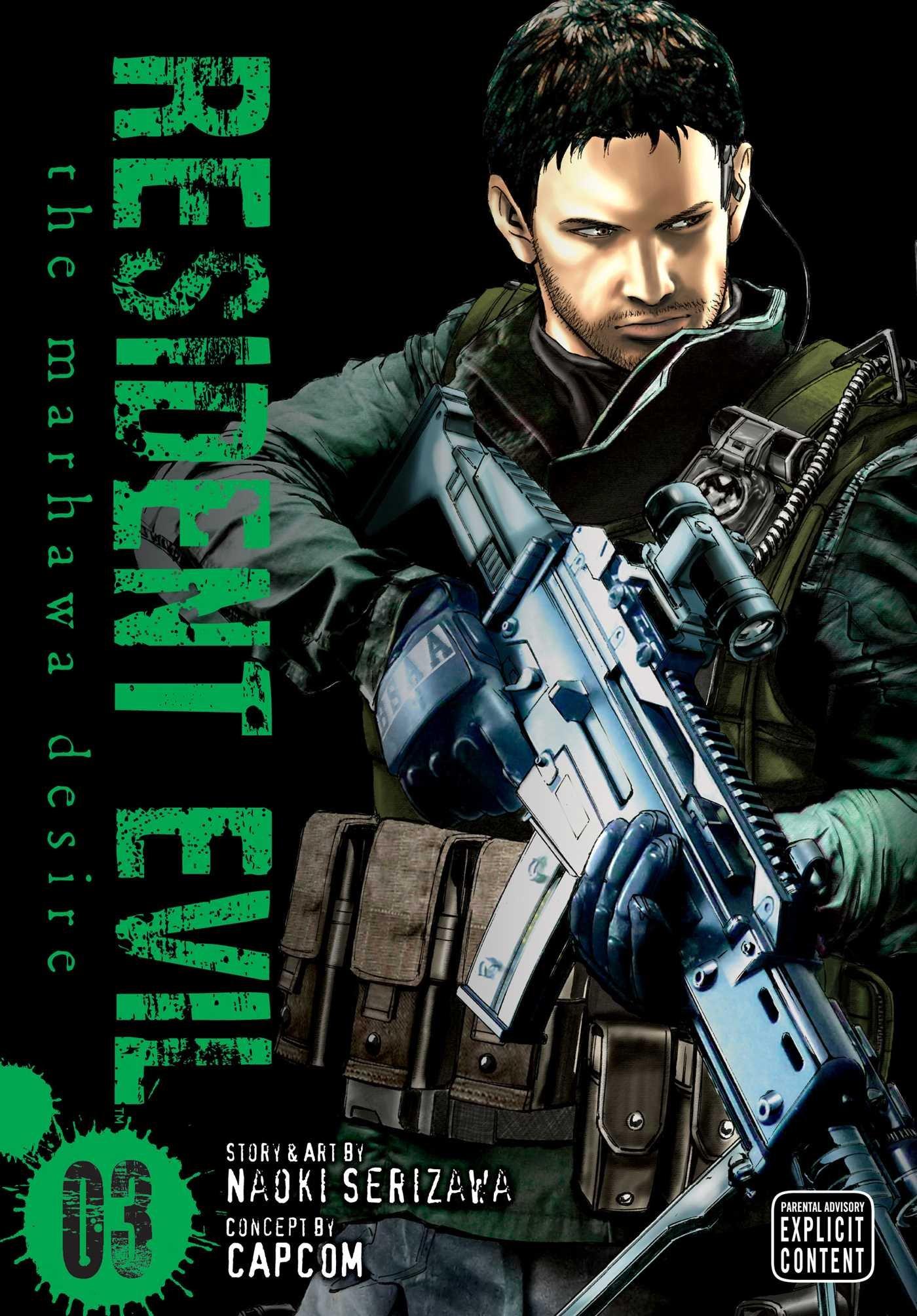 Resident Evil Biohazard Marhawa desire chapter 22: nụ cười của ác quỷ trang 1