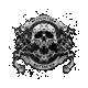 Resident Evil 6 Badge Foil