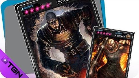 Resident Evil visita el juego Deadman's Cross de Square Enix