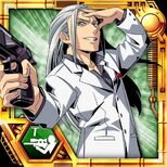BIOHAZARD Clan Master - BOW card - MorpheusDuvall2