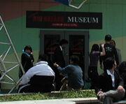 BIOHAZARD MUSEUM