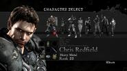 Chris Redfield (Heavy Metal)
