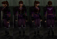Claire traje RE2-N64