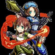 Jill & Rebecca Clan Master2