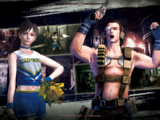 Downloadable content in Resident Evil 0