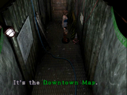RE3 Downtown Map location