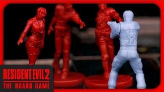 Resident Evil™ 2 The Board Game - Out Now!
