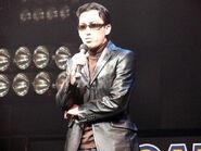 Shinji Mikami in 2002