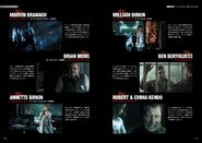 BIOHAZARD RE2 Official Complete Guide Page 010, 011