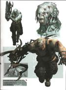 Resident Evil 6 Art Book 22