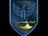 Placa de águila
